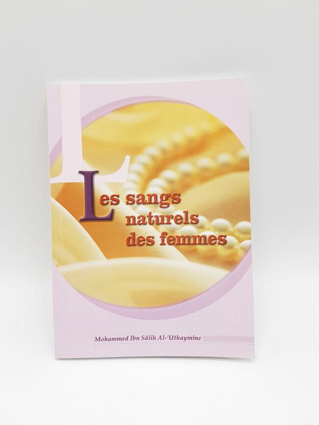 livre sur les menstruations des femmes en islam