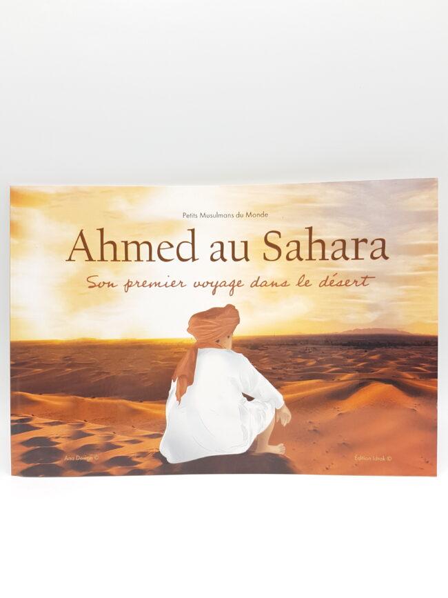 Histoire pour enfant ahmed au sahara